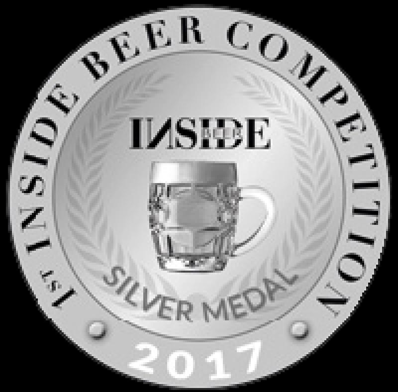 Médaille d'argent de l'Inside Beer Competition