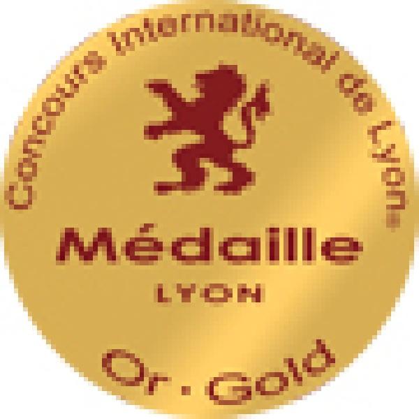 2 médailles au Concours International de Lyon 2015 et 2016