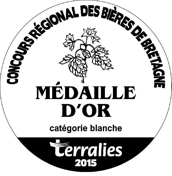 4 médailles au concours des bières bretonnes Terralies 2015 et 2016