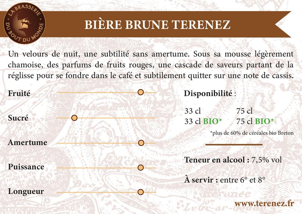 Terenez Brune 75 cl