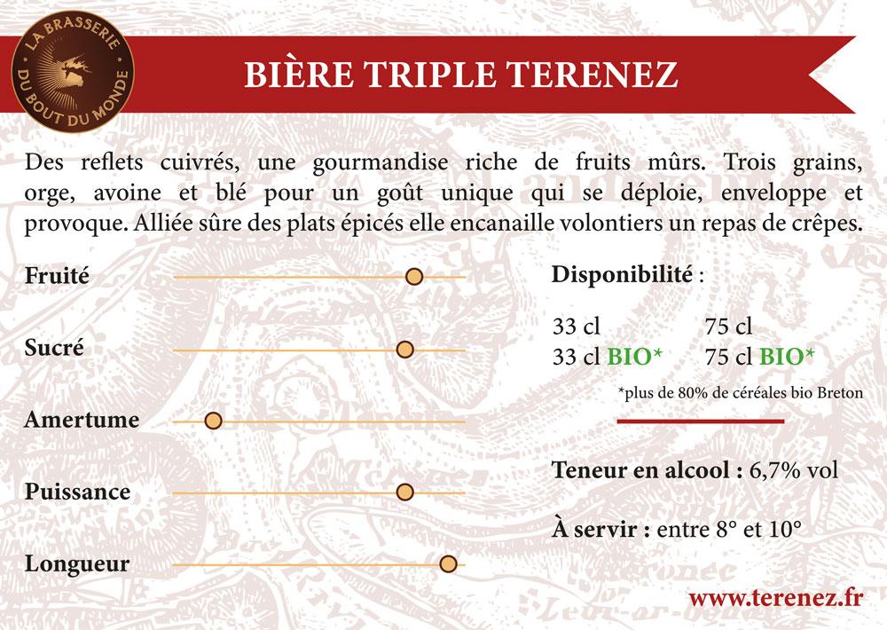 Terenez Triple 75 cl