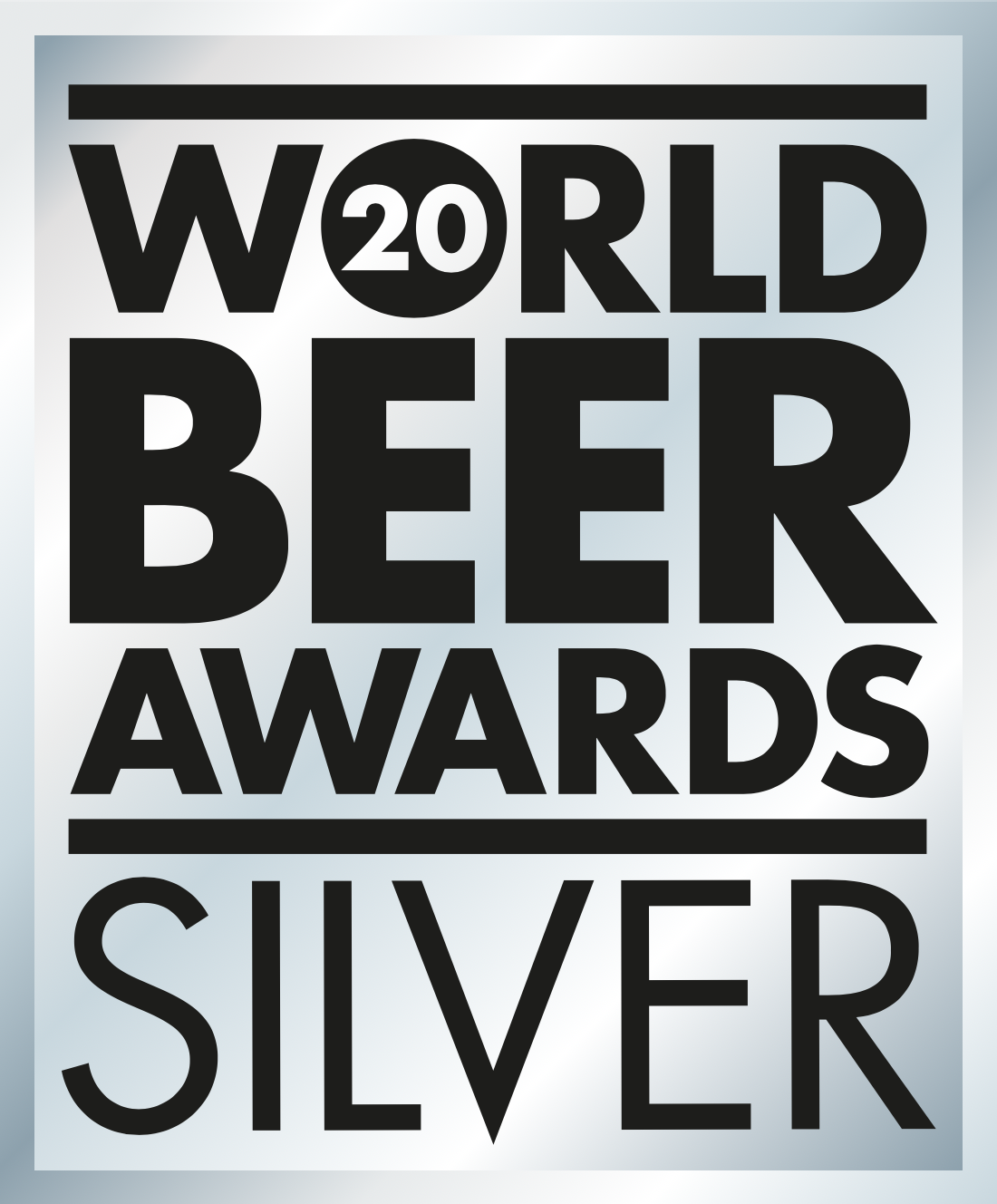 World Beer Award silver 2020