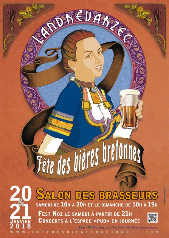 Fête des Bières Bretonnes à LANDREVARZEC