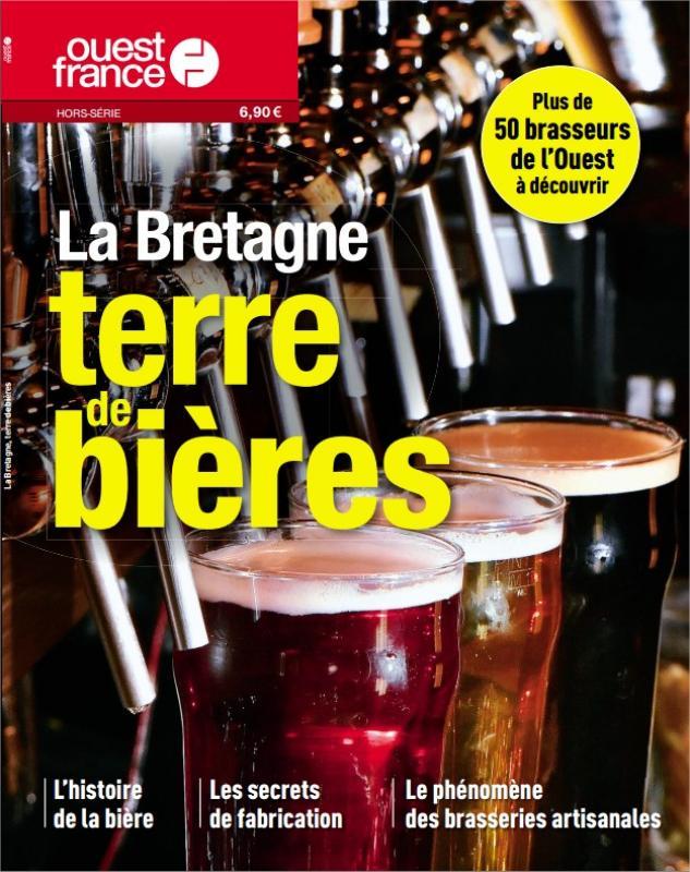 Hors-série Ouest-France : La Bretagne, terre de bières